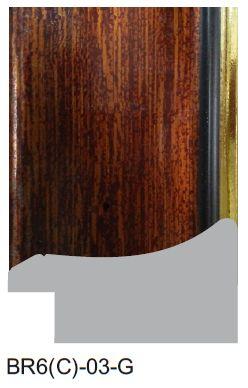 BR6(C)-03-G Designer Moulding