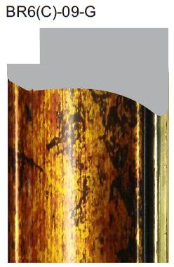 BR6(C)-09-G Designer Moulding