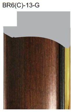 BR6(C)-13-G Designer Moulding