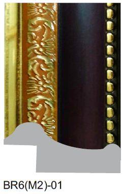 BR6(M2)-01 Designer Moulding