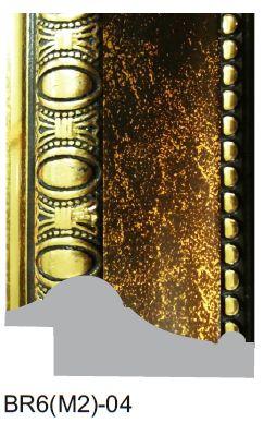 BR6(M2)-04 Designer Moulding