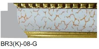 BR3(K)-08-G  Designer Moulding