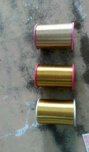Gold Zari Thread 03
