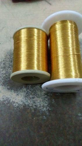 Gold Zari Thread 02