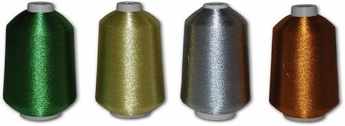Imitation Cotton Zari Threads