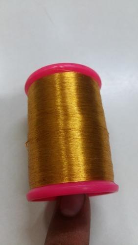 Gold Zari Thread 06