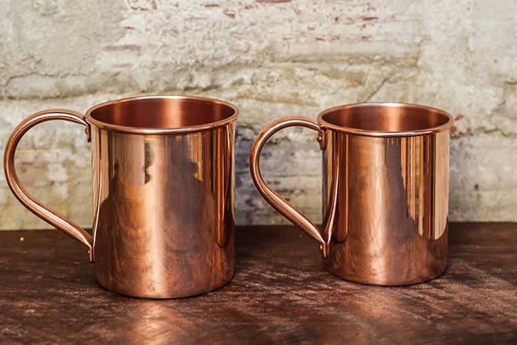 Copper Mug 03