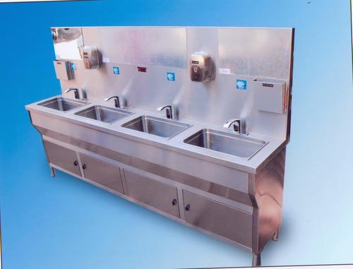 Automatic Hand Wash Station/ Hygiene Station