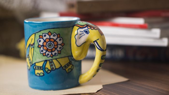 Clay Sublimation Mug