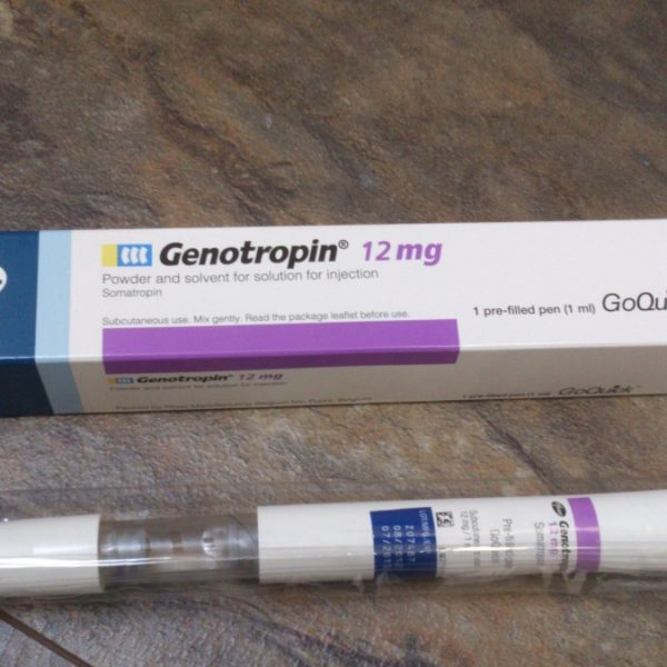 Pfizer Genotropin Injection