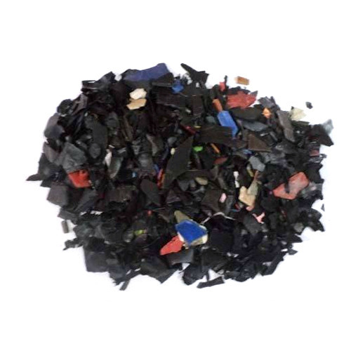HIPS Black Regrind Scrap