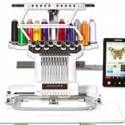 Brother PR1050 X Computerised Embroidery Machine