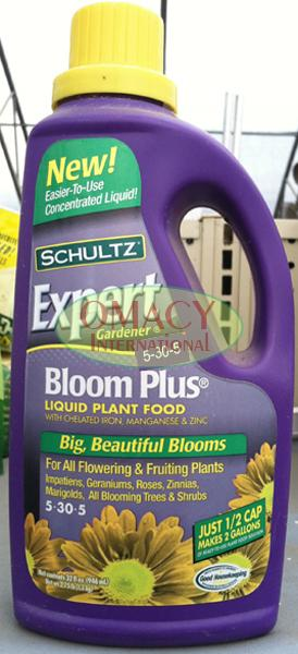 Bloom Plus Plan Food