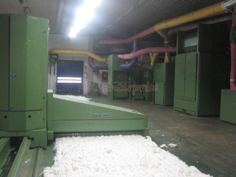 Cotton Blow Room Machine 02