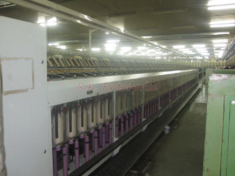 Cotton Roving Frame Machine 01