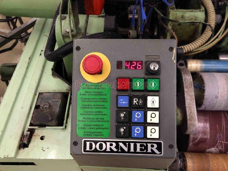 Used Dornier Rapier With Electronic Dobby Loom 03