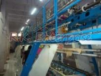Used Hiraoka Schiffli Embroidery Machine