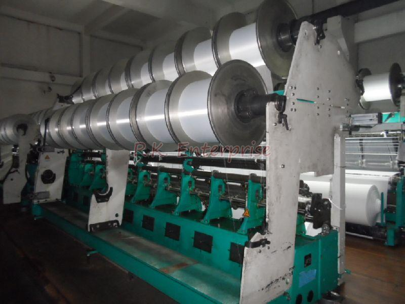 Used Karl Mayer Warp Knitting Machine 01