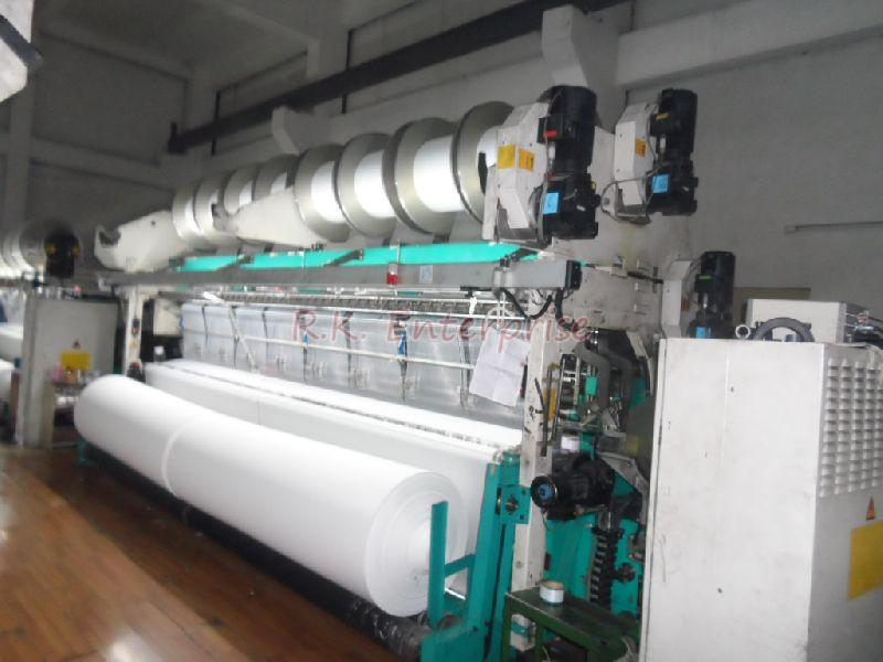 Used Karl Mayer Warp Knitting Machine 02