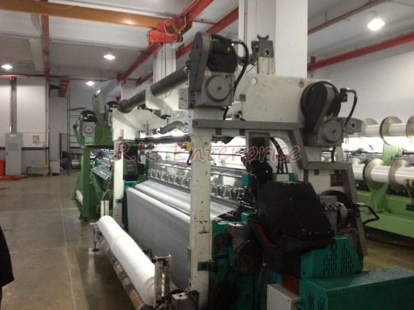 Used Karl Mayer Warp Knitting Machine 03