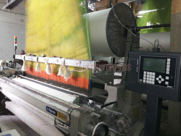 Used Pignone Rapier With Electronic Jacquard Looms