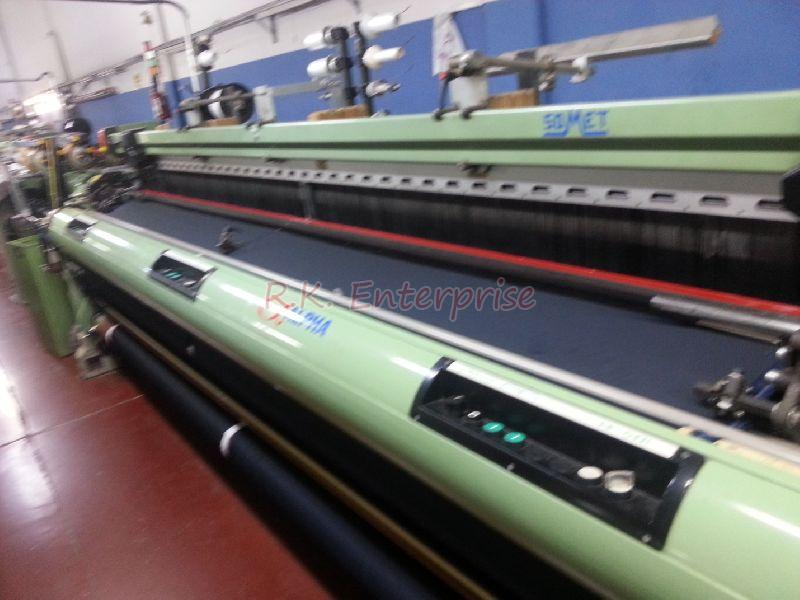 Used Somet Alpha Rapier With Electronic Dobby Loom 02