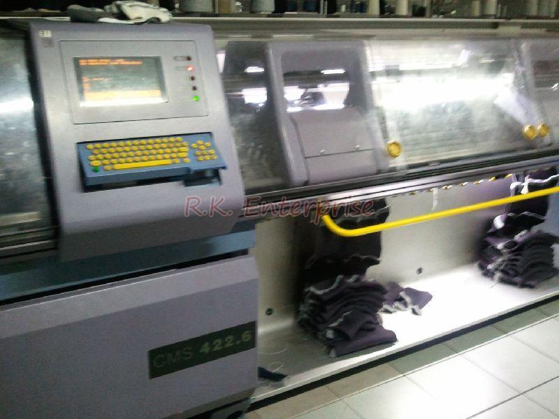 Used Stoll Flat Knitting Machine