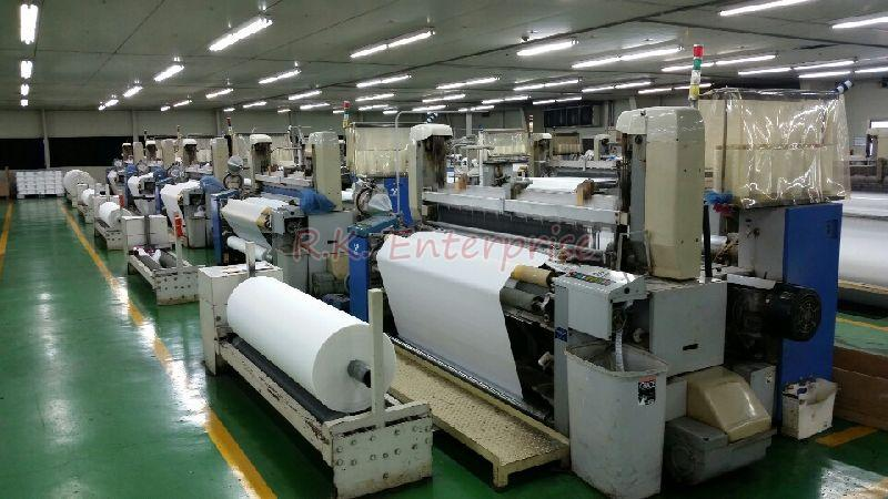 Used Toyota Japan Air Jet Loom 02