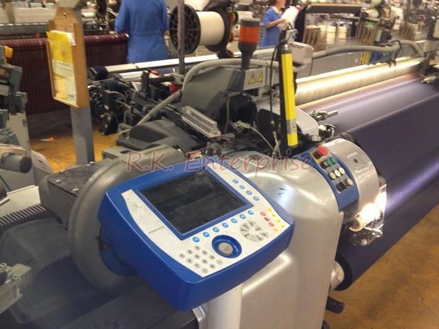 Used Vamatex Leonardo Rapier With Electronic Dobby Loom 01