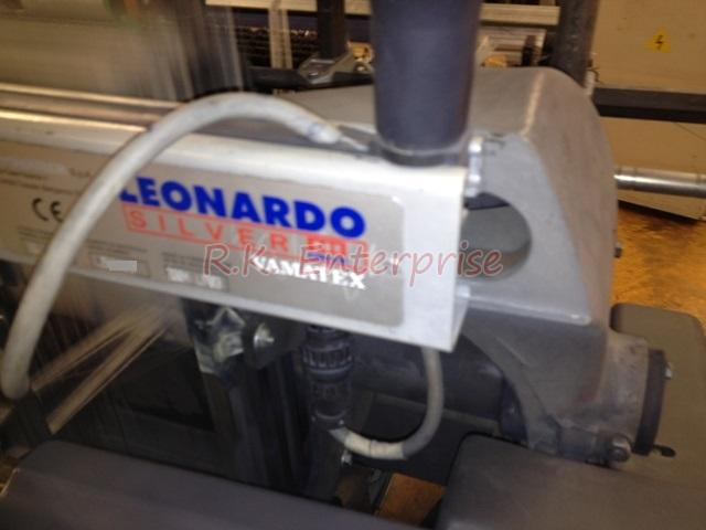 Used Vamatex Leonardo Rapier With Electronic Dobby Loom 02