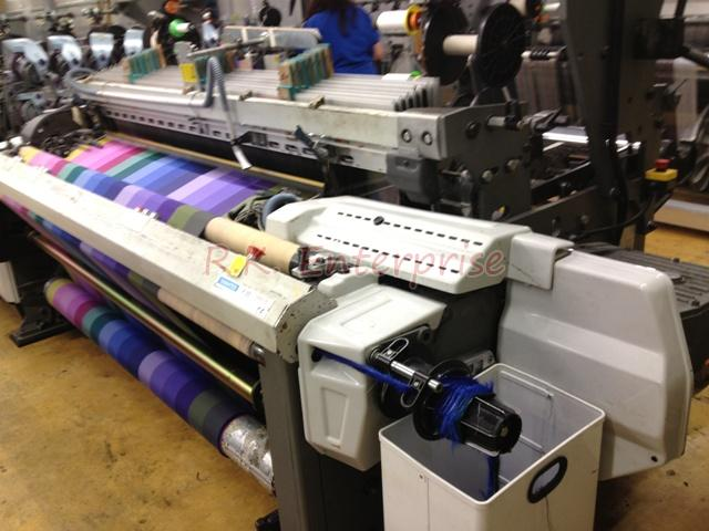 Used Vamatex P1001K Rapier With Electronic Dobby Looms