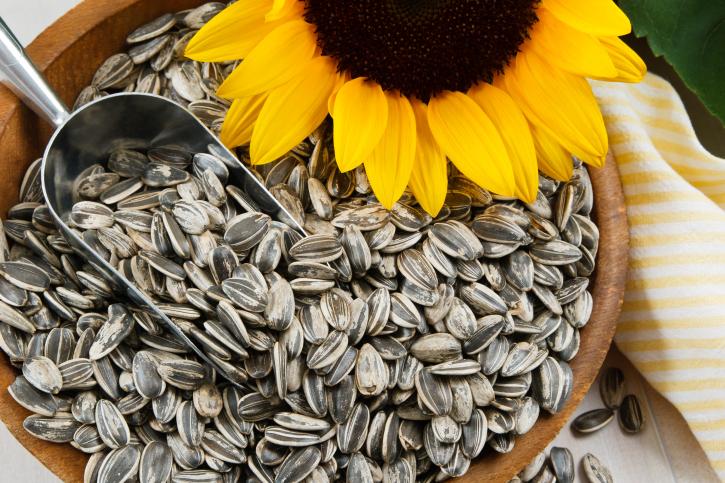 Sunflower Seeds 01
