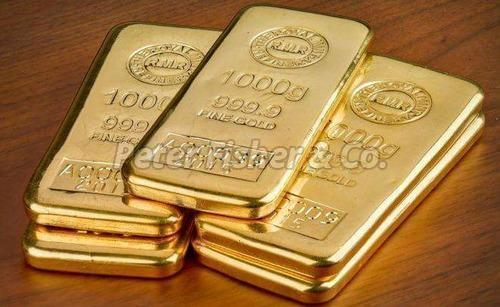 Hallmarked Gold Bars