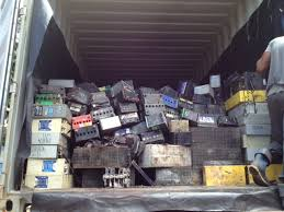 Lead Acid Battery Scrap