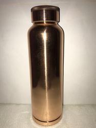 Copper Old Doctor Bottle