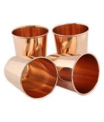 Copper Plain Tumbler