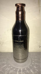 Nickle Coating Copper Champion Bottle