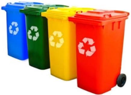 Garbage Bins 01