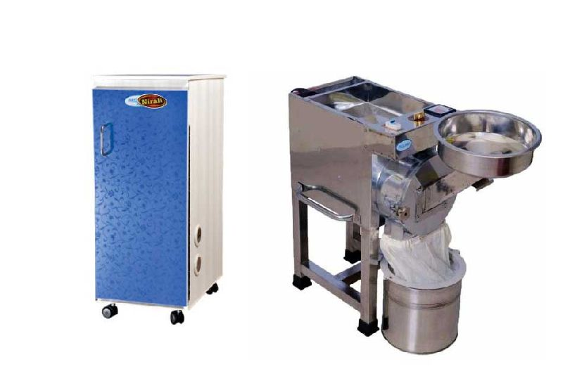 Fully Automatic Domestic Flour Mill