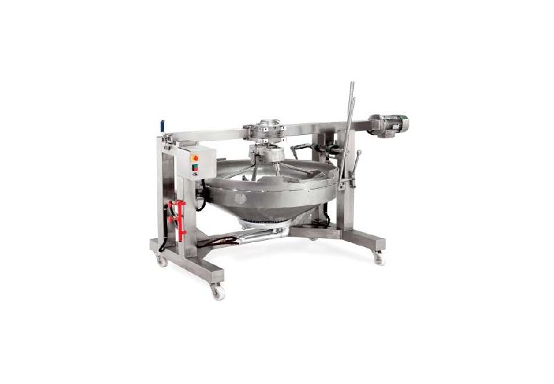 Stainless Steel Halwa Making Machine