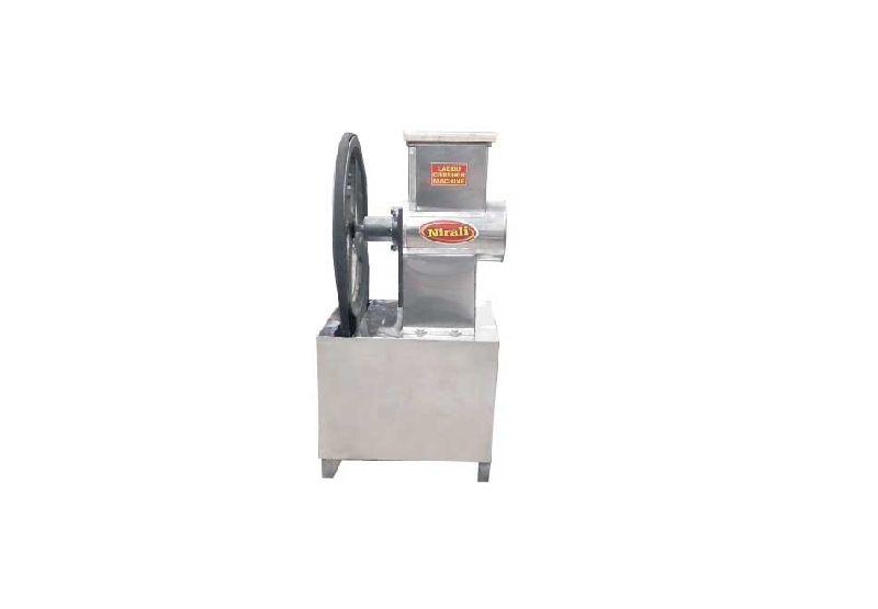 Stainless Steel Laddu Crusher Machine