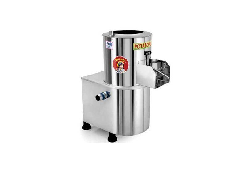 Stainless Steel Potato Peeling Machine