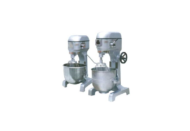 Mild Steel Planetary Mixer Machine