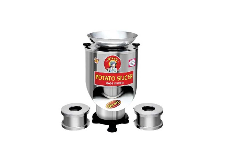 Stainless Steel Potato Wafer Making Machine