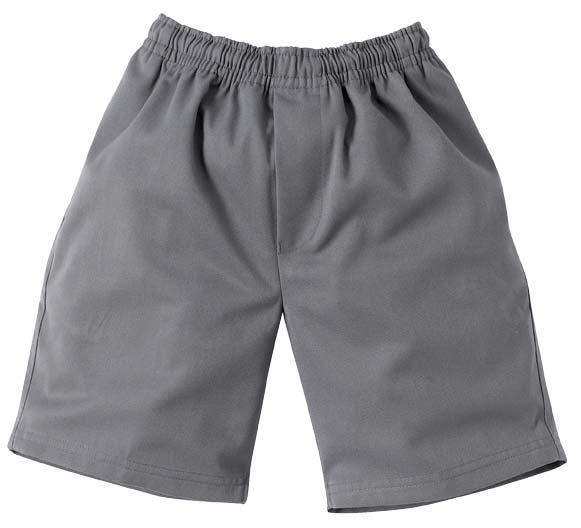 Boys School Half Pant