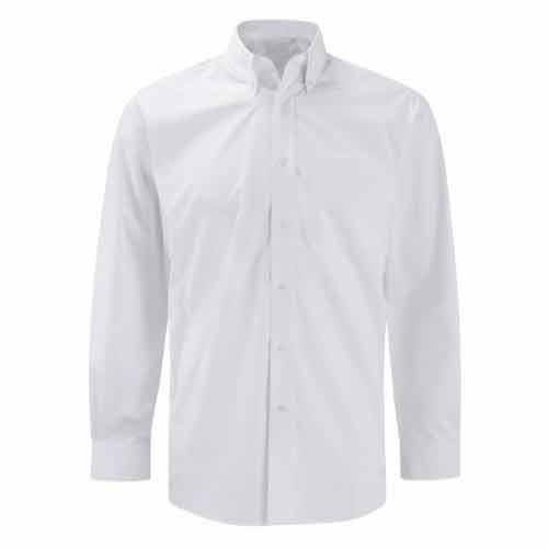 Girls Full Sleeve School Shirt