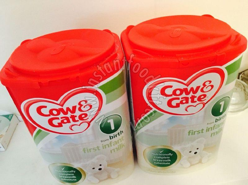 Cow Gate Infant Milk Exporter Supplier In Hungary