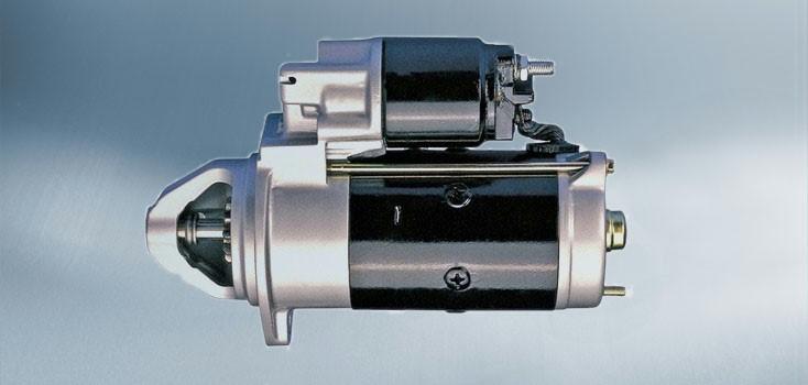 Bosch Starter Motors