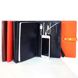 Diary Power Bank & Pen Drive Set 01