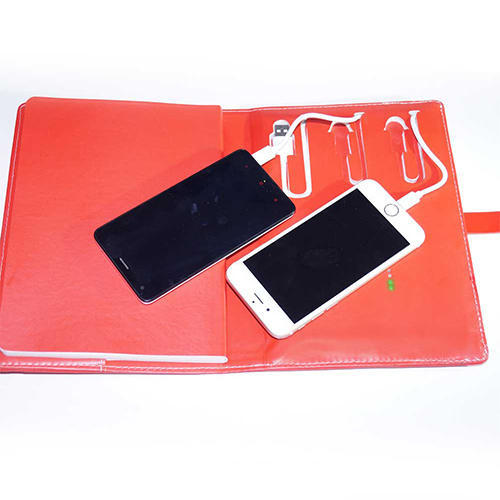 Diary Power Bank & Pen Drive Set 03